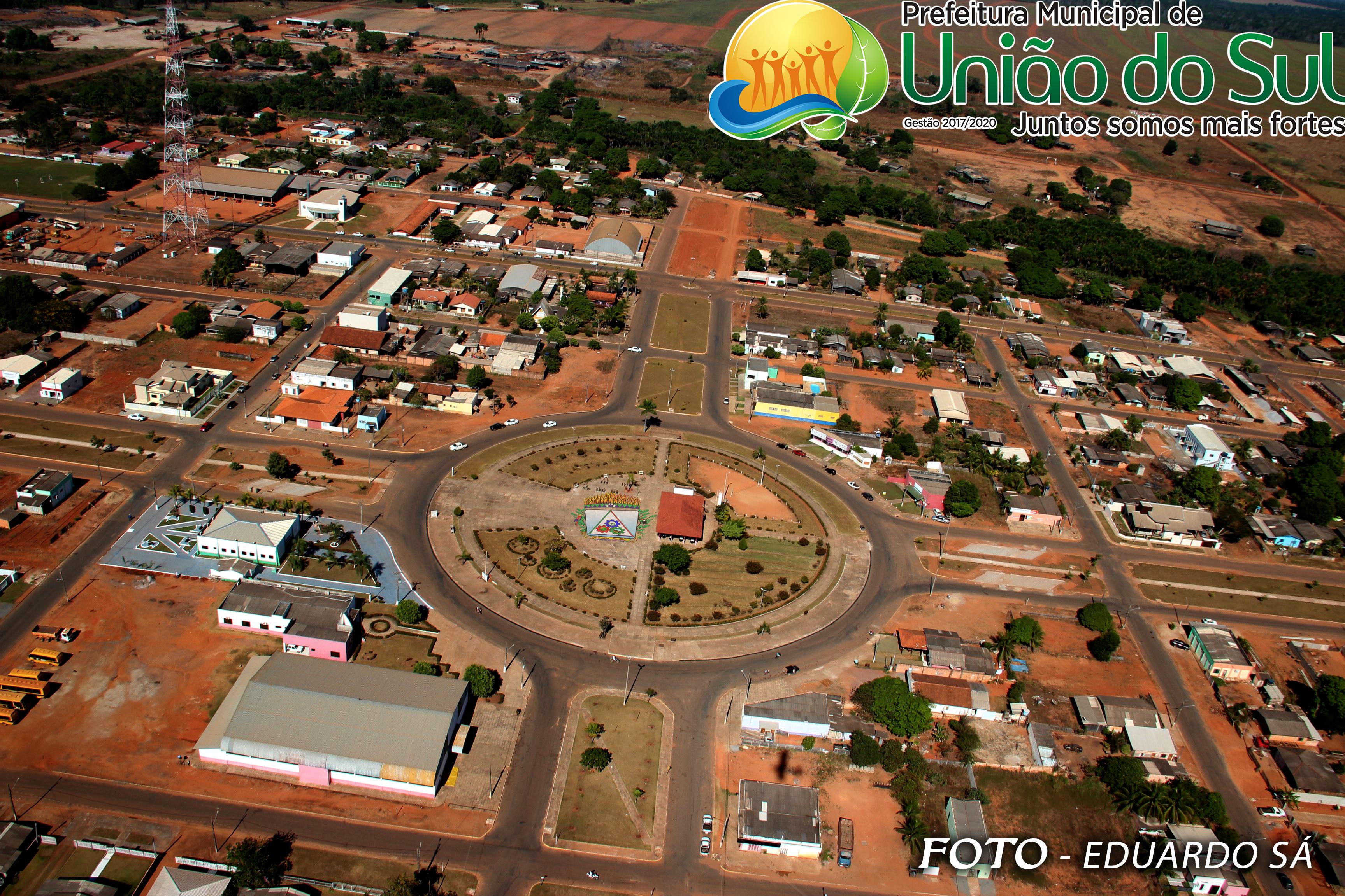 União do Sul Mato Grosso fonte: www.uniaodosul.mt.gov.br